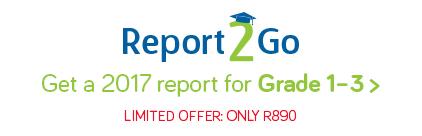 Brainline Report Grade 1 2 3