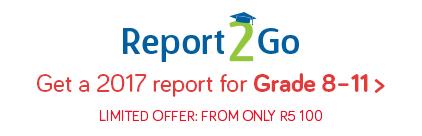 Brainline report Grade 8 9 10 11