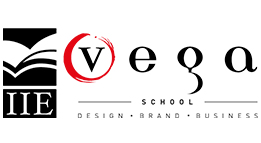 vega school branding design-business brainline showcase