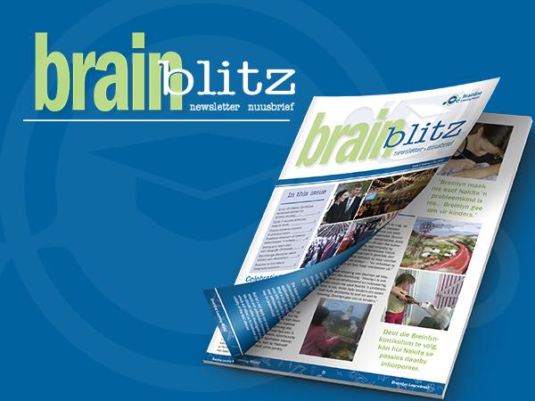 brainBLITZ Newsletter!