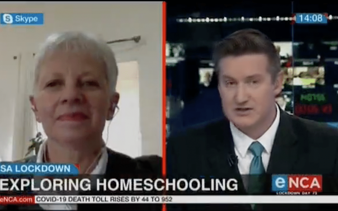 Brainline CEO, Coleen Cronje, is interviewed by ENCA on the process to register for home schooling.